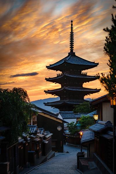 Yasaka Pagoda・八坂の塔