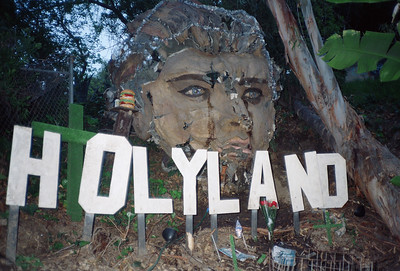 End of the Holyland, Los Angeles, CA, 1991