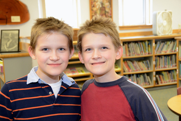 Seeing Double…Fisher's Twins photos by Gary Baker
