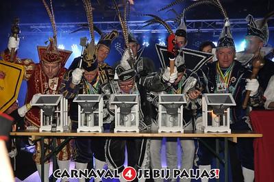 Afsluiting Carnaval