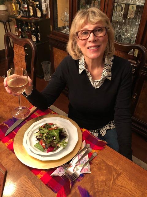 Deborah's Smaller Salad