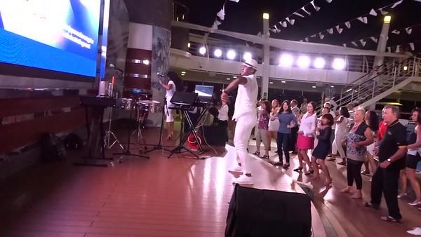Unknown Latin Dance