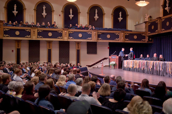 2019 Honor's Day and Hooding Ceremony