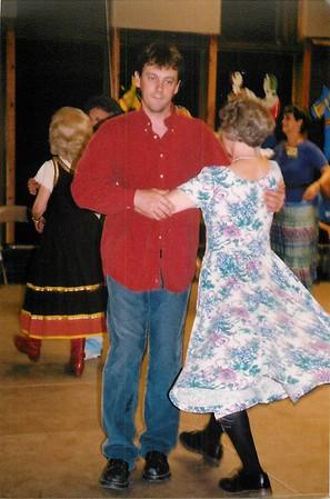 Dancing At Camp