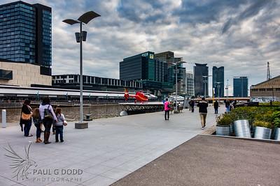 Docklands, Aug 2016