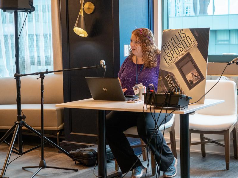 Christiana Ellis Book Launch