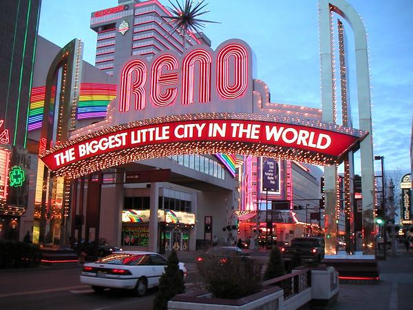 Trip to Reno 2003