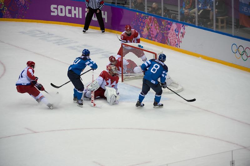 Teemu Selänne 2-1 maali