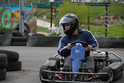 BMXing and Karting