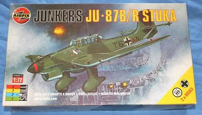 7th Anniversary, Junkers Ju87