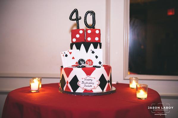 Big Jav's 40th