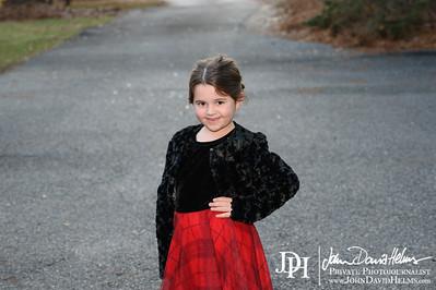 2019 12 06 Hazel Daddy Daughter Dance