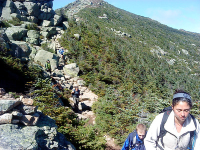 Sept 18 Franconia Ridge