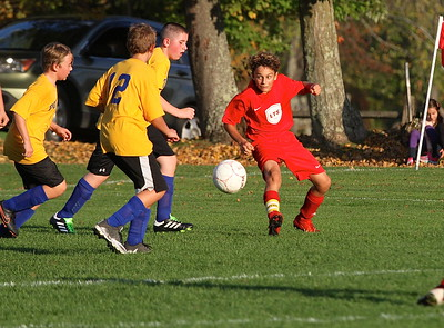 LTS M.S. Boys Soccer vs Poultney photos by Gary Baker
