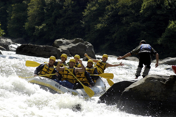 09 Whitewater Rafting on the Yough