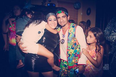 Maria Aguiñaga Party
