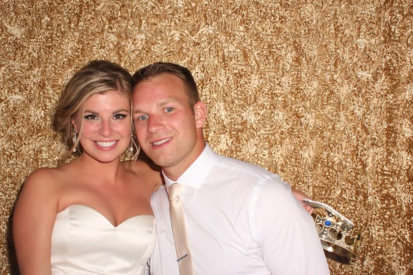 Ashley and Jeff's Wedding Photobooth