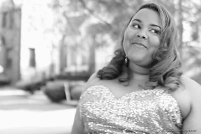 Kayla - Renaissance Prom Send-Off 2014