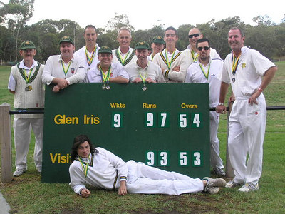 2006/2007 Fourth XI Grand-Final C2 Synthetic
