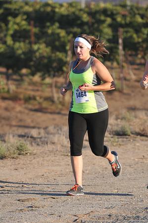 Mile 1 & 12 Temecula Half Marathon 2013