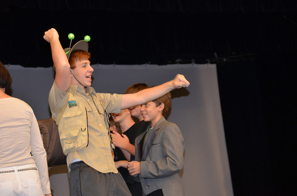 Frog and Toad - Female Lead Cast at St. Francis