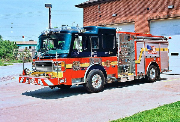 East Chicago Fire Department