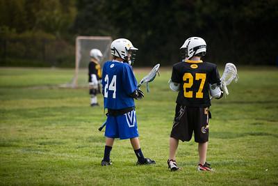 2011 Warriors Lacrosse Week 4