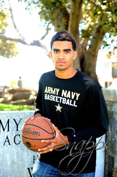 Kendrick - Army Navy Basketball