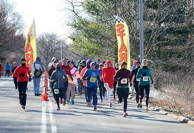 5K Race Mar 12, 2017