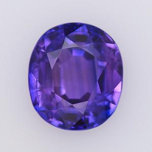 2.82 Color-Change Sapphire (Violet/Purple) (239)
