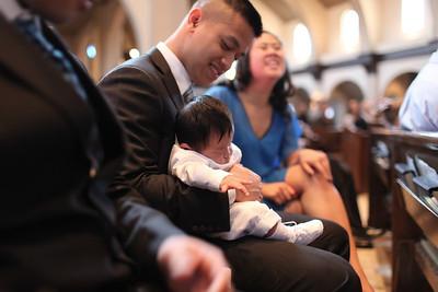 Tyler's Baptism