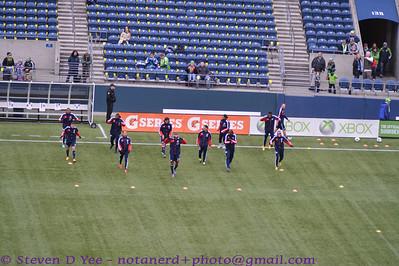 20130413 - Sounders vs New England Revolution