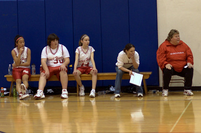 Sacred Hearts 8th Grade Basketball (12/6/2008)