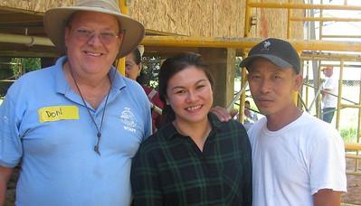 2015 Back to Biloxi Disaster ReBuilders build