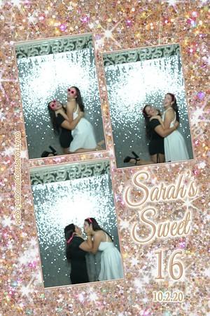 Sarah Sweet 16