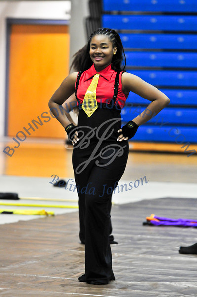 Hazelwood Central HS Winter Guard