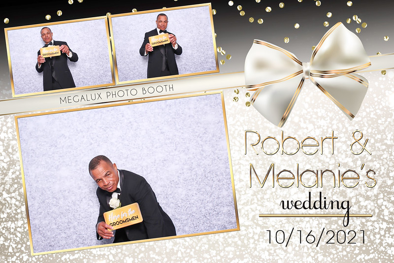 Robert & Melanie's Wedding Prints