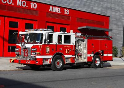 Riverfront Engine 13