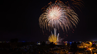 Fireworks Over The Matanzas 2021