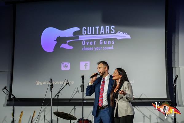 Guitar over Guns 2017