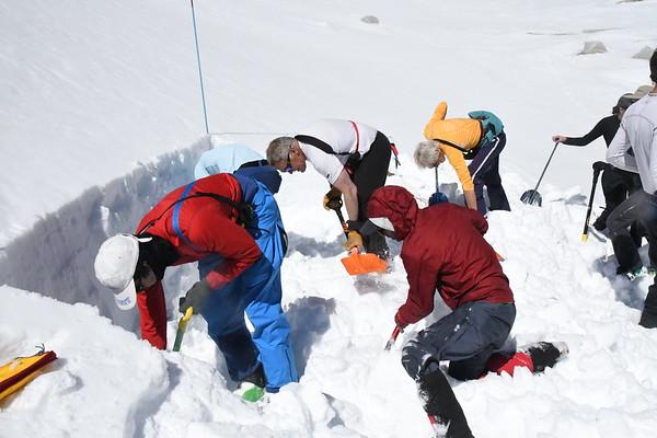Avalanche Course April 20-22, 2018