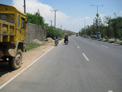 Epic Ride to Golkonda Fort