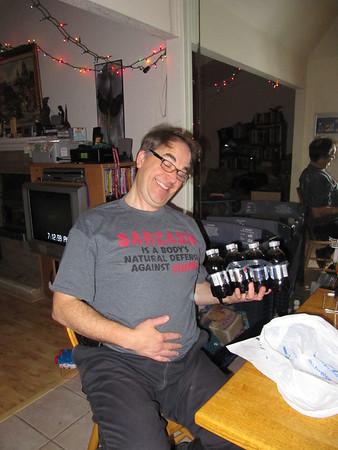 James'  47th Birthday (December 16, 2011)