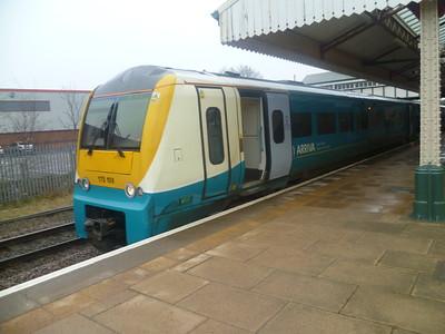 Wrexham, 11th February 2012