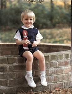 Chris Growing Up