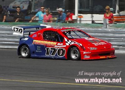 2008 National Championship Qualifying - Martin Kingston