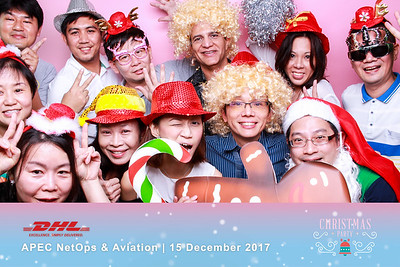 DHL Network Ops Xmas Bash