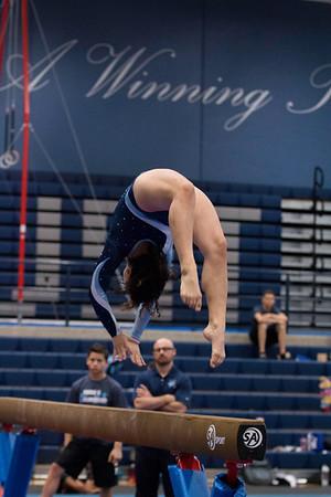 Girls Gymnastics - Regionals Day 2
