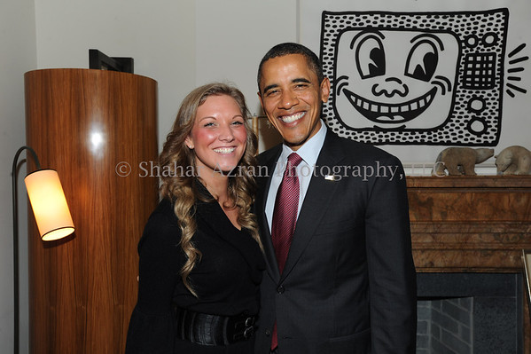JR Obama M&G