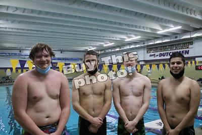 Sauk Centre-Melrose Boys Swim and Dive
